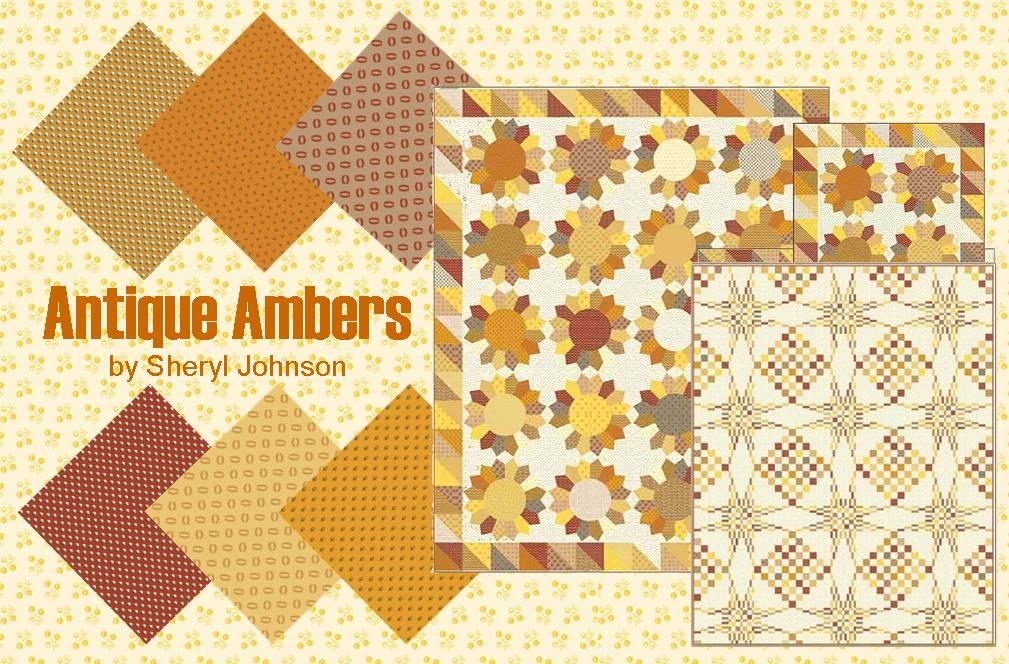 ANTIQUE AMBERS